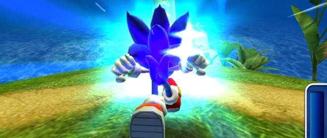 Sonic Dash getting first Boss Battle