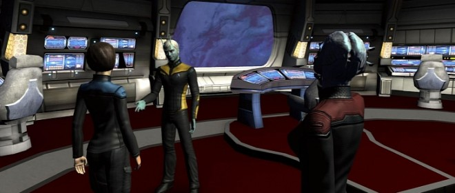 "Star Trek Online's Latest Update ""Season 8 The Sphere"" Is Now Live"