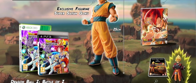 Dragon Ball Z Battle of Z Goku Edition