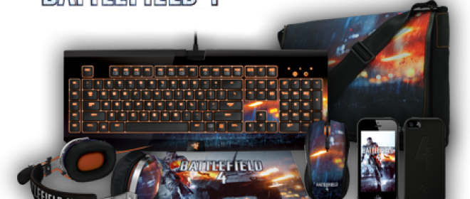 Razer Teams up with Battlefield 4