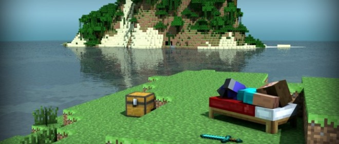 Twitter reveals Minecraft: PS3 Edition is ready for testing