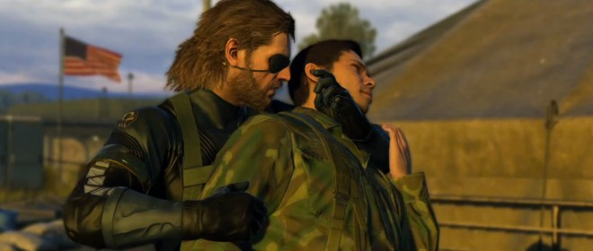 Konami Reveals PS-Exclusive MGSV Mission