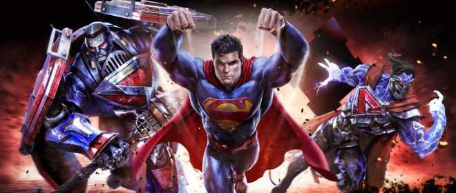 Robin Revealed as new Infinite Crisis Champion
