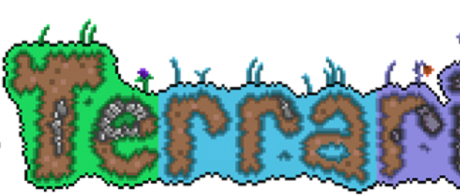 The world of Terraria is in your hands!