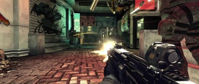 Zombie Studio's has brought Blacklight Retribution to European PS4