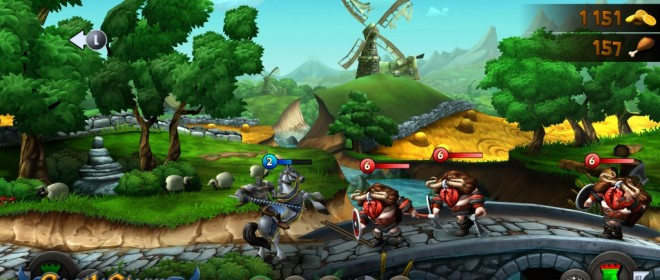 CastleStorm rampages its way to Wii U eShops this December 26th