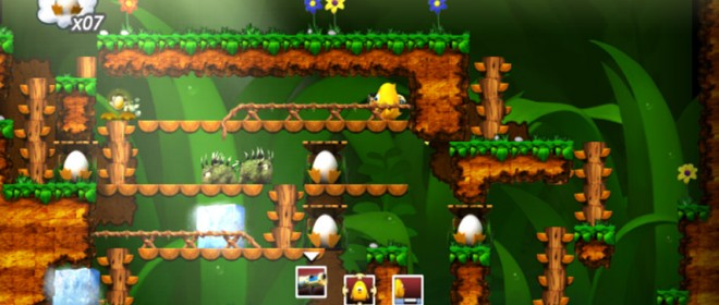 Toki Tori released now worldwide onto PlayStation Network