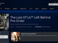 Last of Us DLC left behind