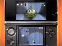 Cut the Rope Triple Threat coming to 3DS