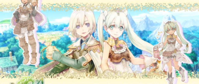 Rune Factory 4 not coming to Europe