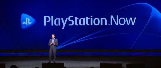 Sony Entertainment announces Playstation Now