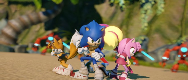 SEGA launches new franchise strategy, Sonic Boom.