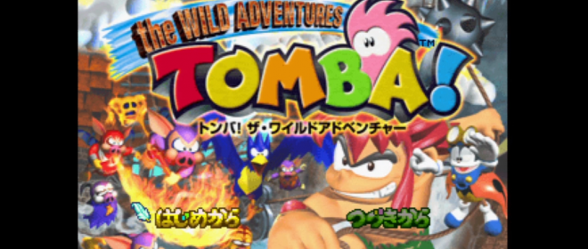 Tomba! 2 PSN re-release now available for $5.99