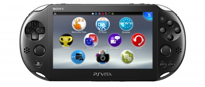 New Slim PlayStation Vita Announced In UK
