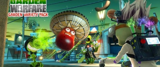 New Free Plants Vs Zombies Garden Warfare DLC