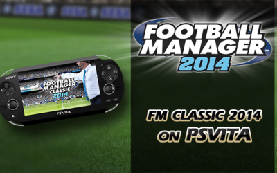 Football Manager Classic 2014 on PlayStation Vita[5]