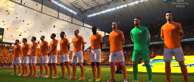 2014 FIFA WORLD CUP Brazil DEMO LAUNCHES