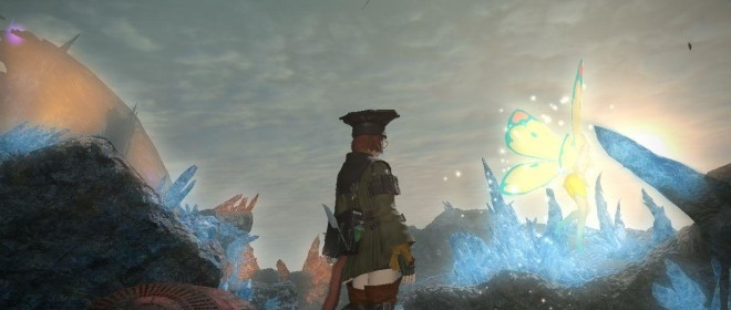 Final Fantasy XIV A Realm Reborn Out Now on PS4