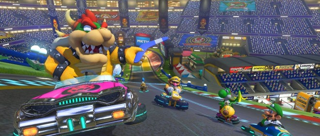 Mario Kart 8 New Information Announced
