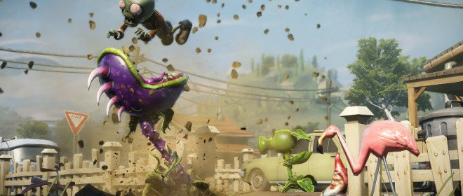 Plants Vs Zombies Garden Warfare PC release