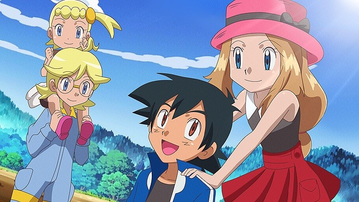 Pokemon Animation Expands With New Deal Series Movie 2014