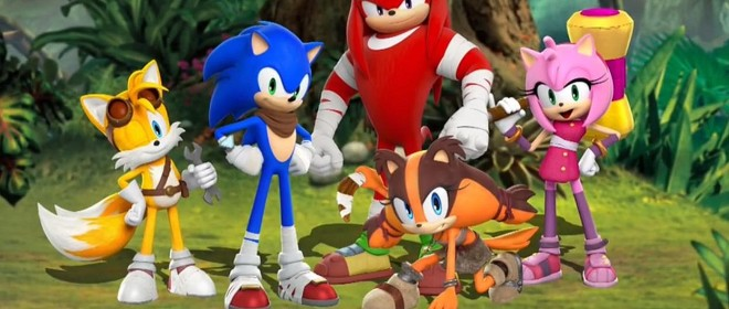 New Sonic Boom Character, Sticks, unveiled!