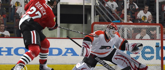 NHL 15 Features Revealed