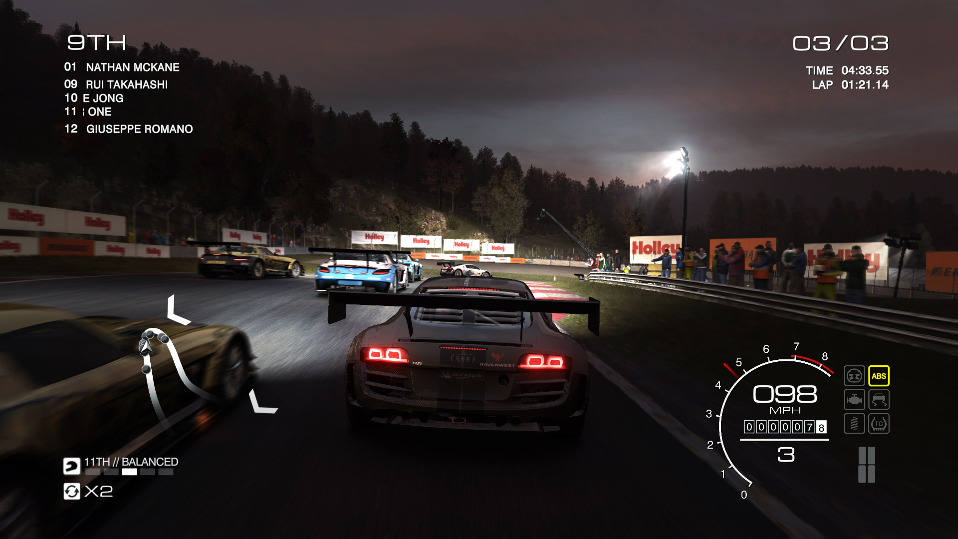 GRID 2 News: New Grid Autosport Launch Trailer Released