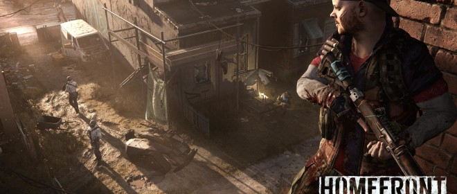 Homefront The Revolution Release Announced