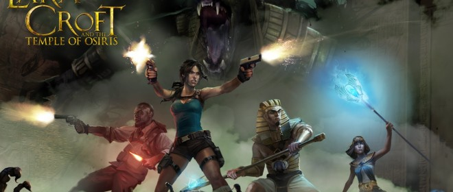 Lara Croft And The Temple Of Osiris Announced