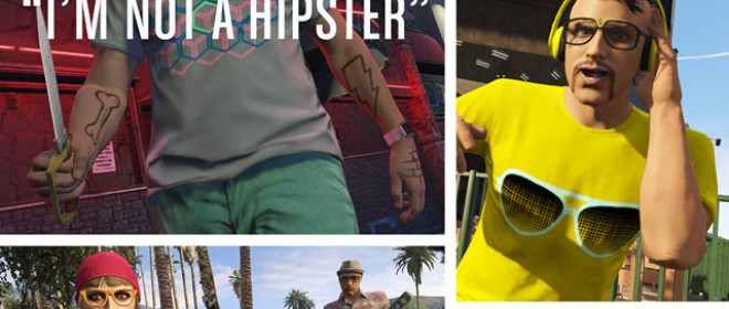 "GTA Online ""I'm Not a Hipster"" Update Now Available"