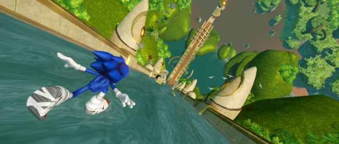 Sonic Boom Details Revealed By SEGA At E3