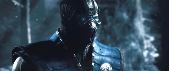 Mortal kombat X Announcement Trailer Released