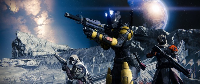Destiny Beta Release Date Announced Along With Collector's Editions