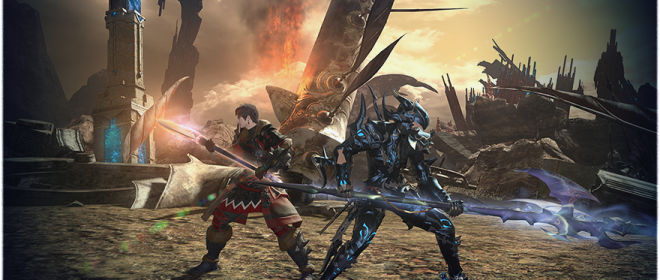 Final Fantasy XIV A Realm Reborn Patch 2.3 Now Available