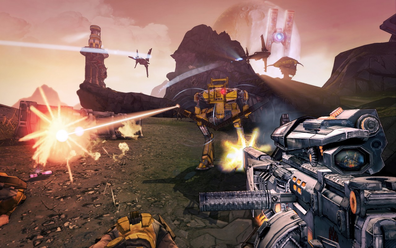 New borderlands 2 dlc available einfo games
