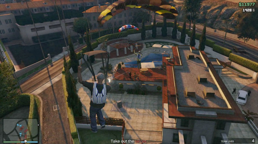 Grand Theft Auto Online 15 900x502 Grand Theft Auto Online Review