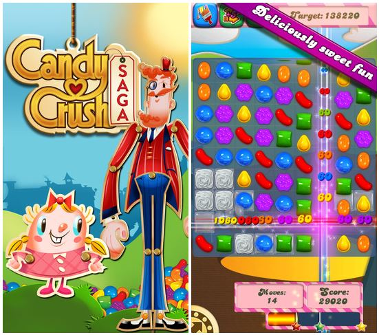 King Candy Crush Saga