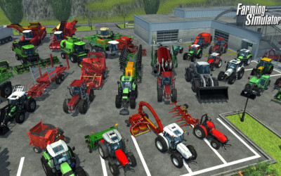FarmingSimulator 2 400x250 <a href=http://einfogames.com/members/sroepel/>Scott Roepel</a>