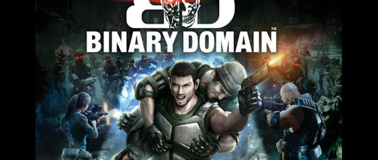 Binary Domain Review - Einfo Games