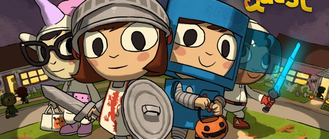 Costume Quest Review