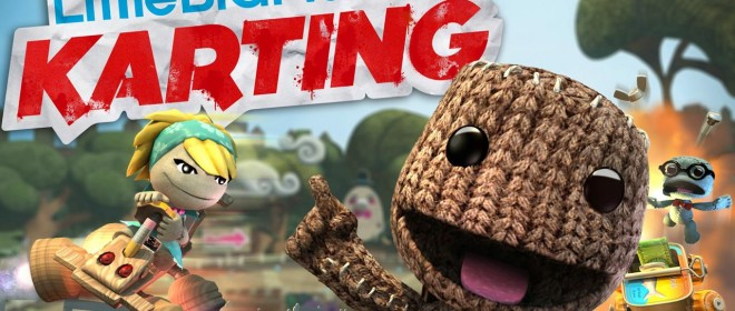 Little Big Planet Karting Review