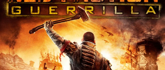 Red Faction: Guerrilla Review