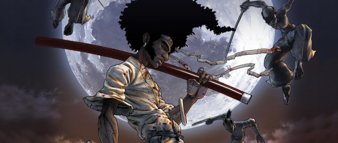 Afro Samurai The game review