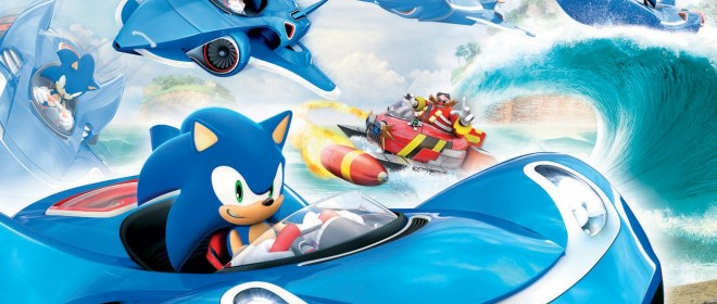 Sonic Sega All-Stars Racing Transformed Review