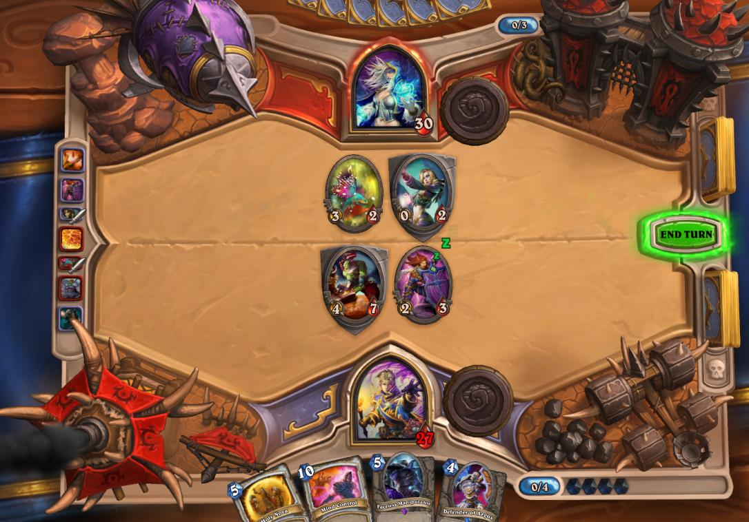 Hearthstone Two