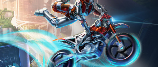 Ubisoft's Trials Fusion has sold more than over 1 million units
